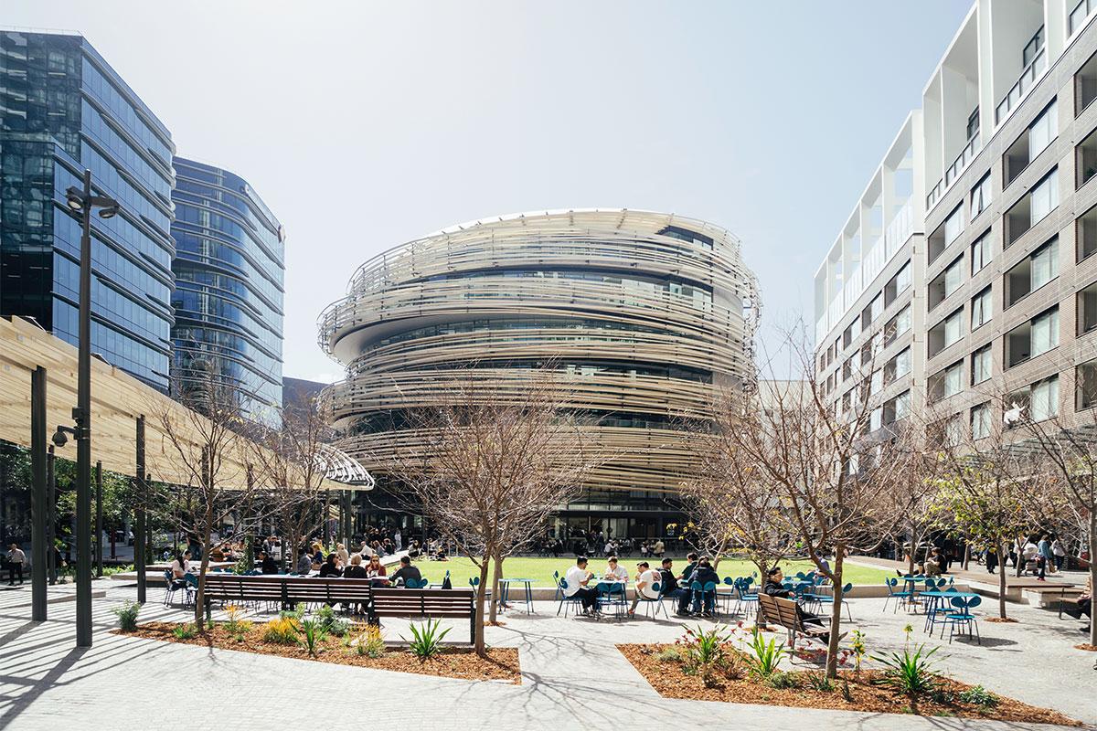 The Darling Exchange, Sydney CBD | Kengo Kuma and Associates | Aspect Studios | Lend Lease